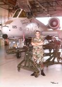 My brother, USAF Sergeant Mitchell Rice, Operation Iraqi Freedom
