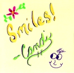Springs Smiles Post it