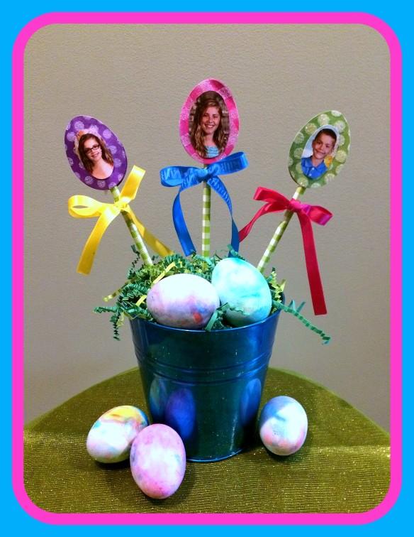 Blooming Eggs