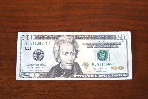 20-bill